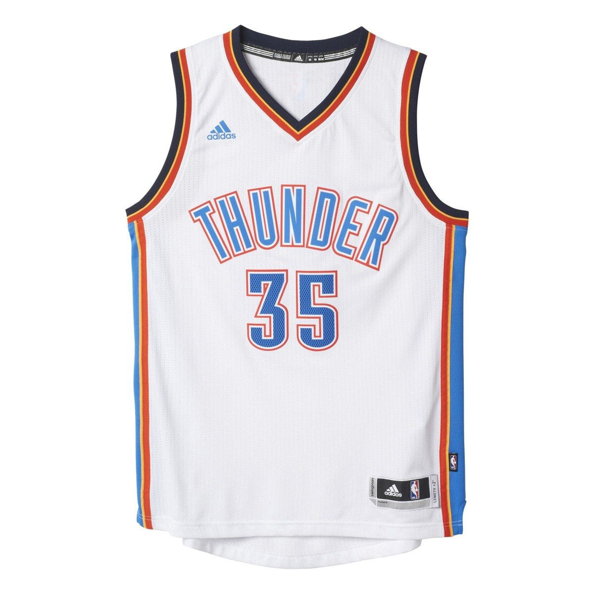 sports shoes 62886 239d3 NBA Jersey Adidas Kevin Durant Oklahoma City Thunder - A46187