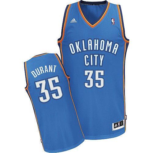 purchase cheap 5eaee ce14e NBA Jersey Adidas Kevin Durant Swingman Oklahoma City Thunder - A46194