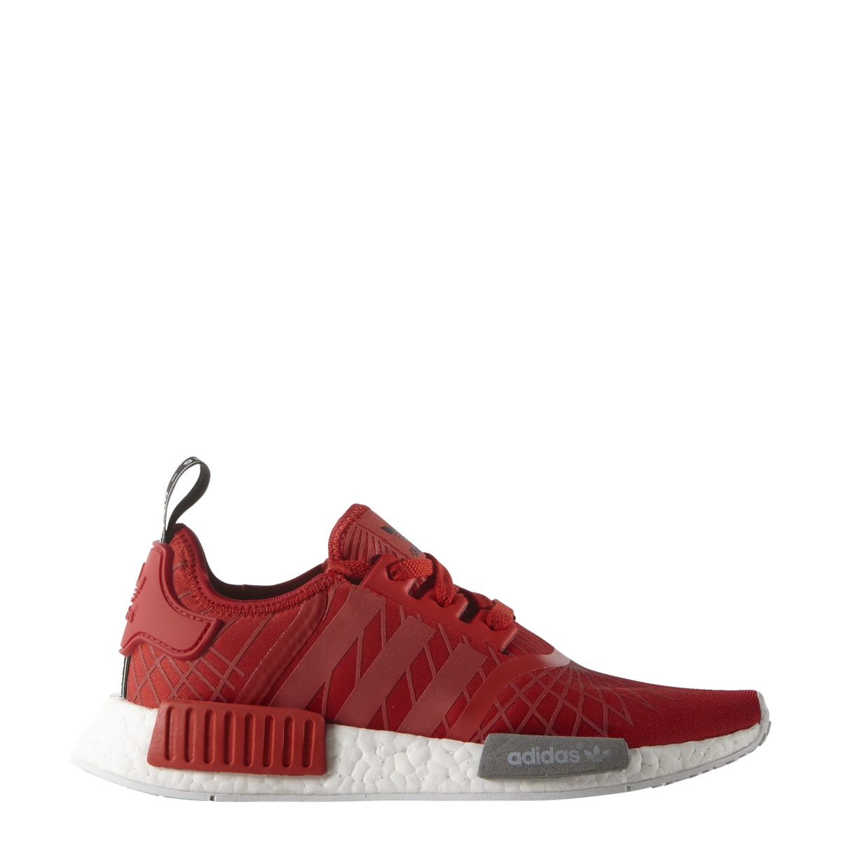 size 40 b66f5 28a62 Adidas NMD R1 Lush Red Spider Maze Shoes - s79385