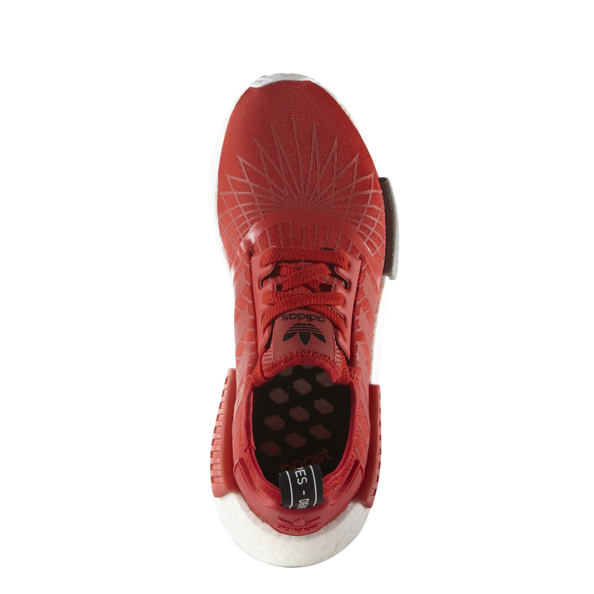 huge selection of bce0b 92ed8 ... Adidas NMD R1 Lush Red Spider Maze Shoes - s79385 ...