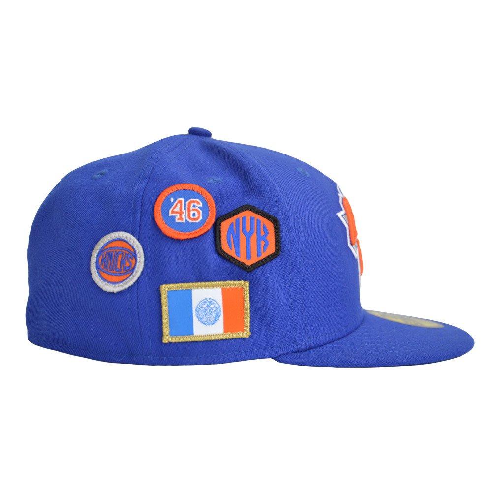 klasyczny styl wykwintny styl piękno New Era 59FIFTY NBA New York Knicks Fullcap
