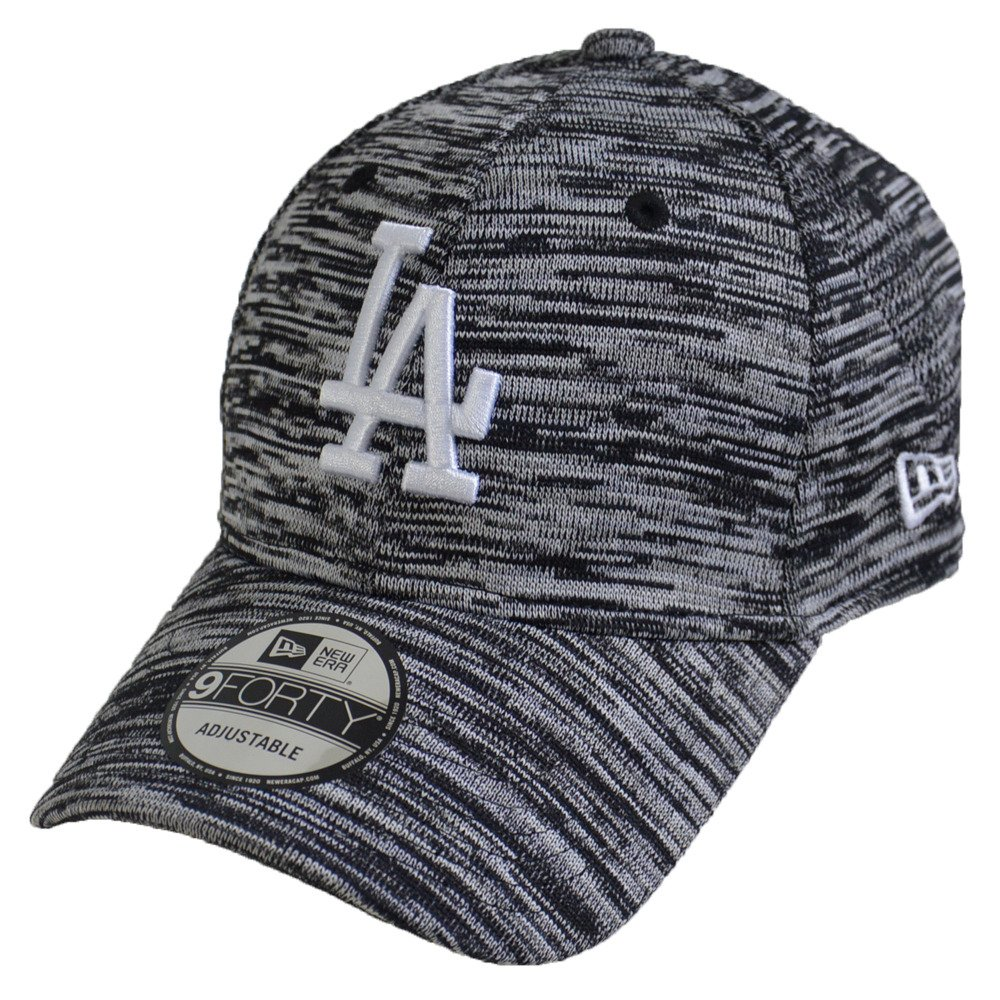 New Era 9Forty MLB Engineered Fit Los Angeles Dodgers Cap Black - 11871569 789fbac9df3f