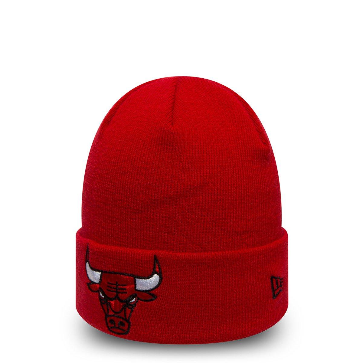 b1a68e6de7349 New Era NBA Chicago Bulls Junior Winter Hat - 11794708