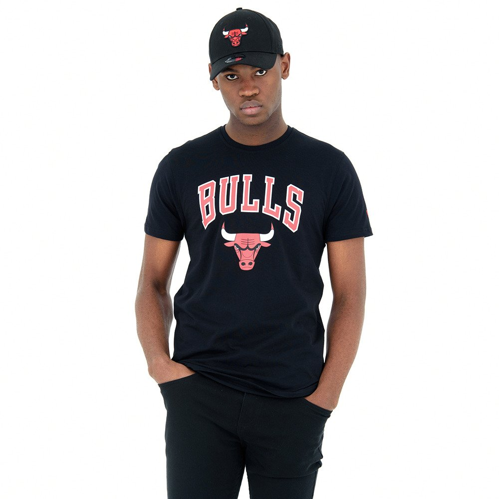 san francisco 6ecac 42e8a New Era NBA Chicago Bulls T-shirt- 11530755