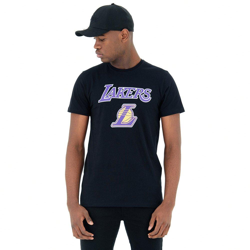 wholesale dealer f2f72 698a4 New Era NBA Los Angeles Lakers T-shirt- 11530752