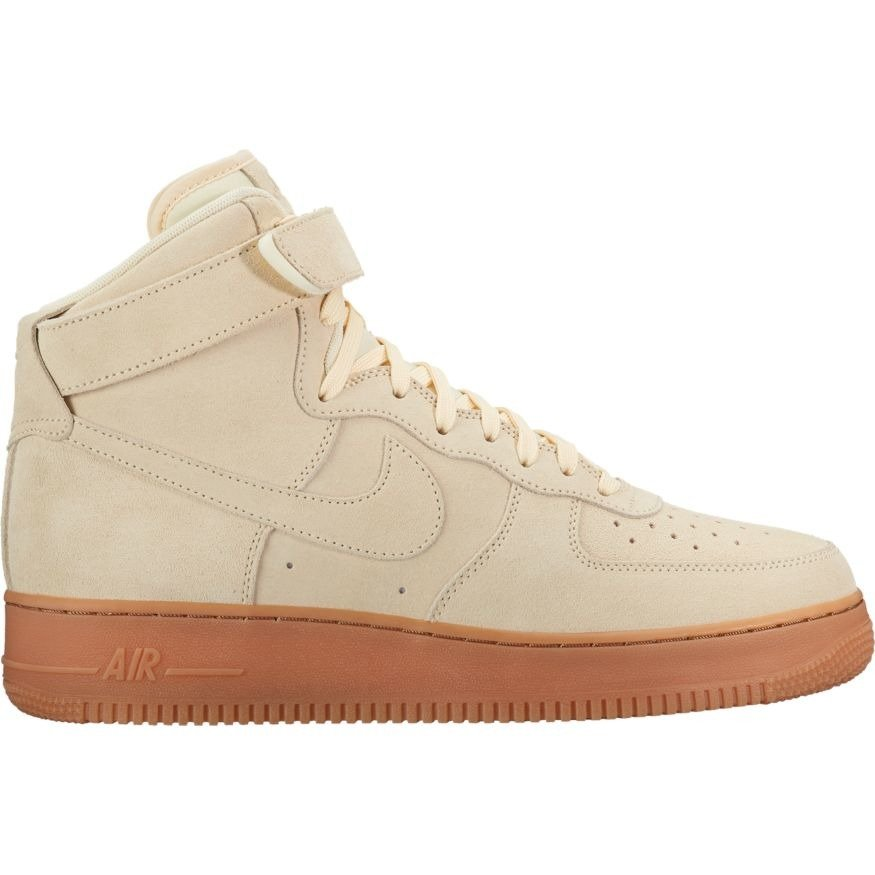 the latest bbbda f8a1d Nike AIR FORCE 1 HIGH  07 LV8 SUEDE Shoes AA1118-100