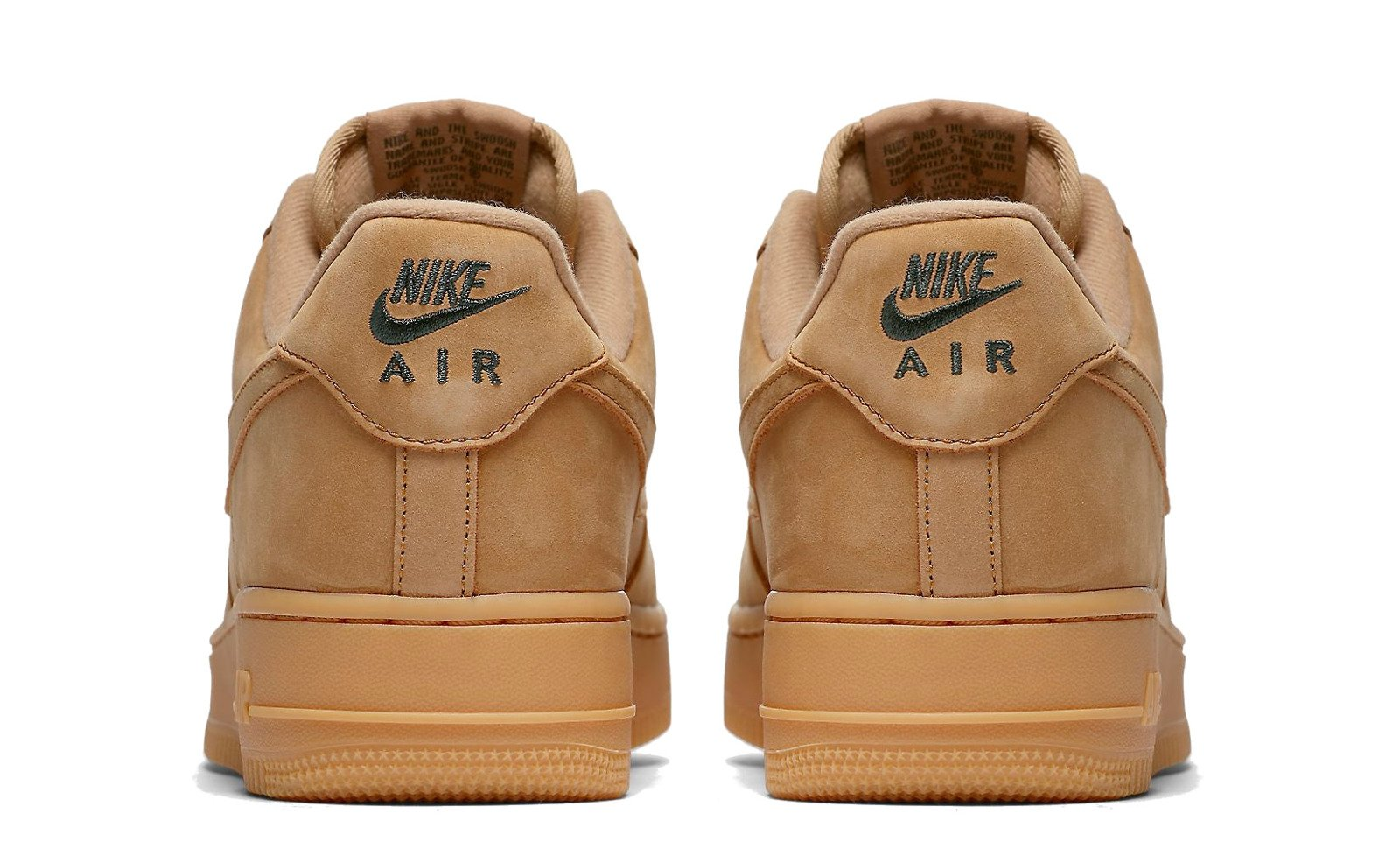 buty nike air force 1 low wheat