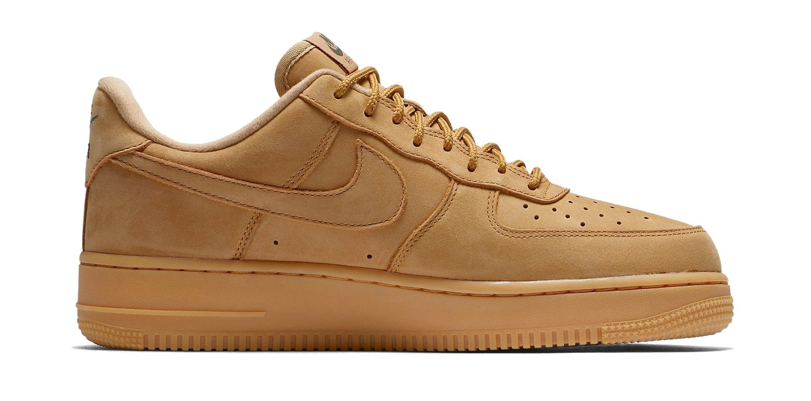 finest selection 9f071 f3ed6 Nike Air Force 1 Low '07 WB Wheat - AA4061-200