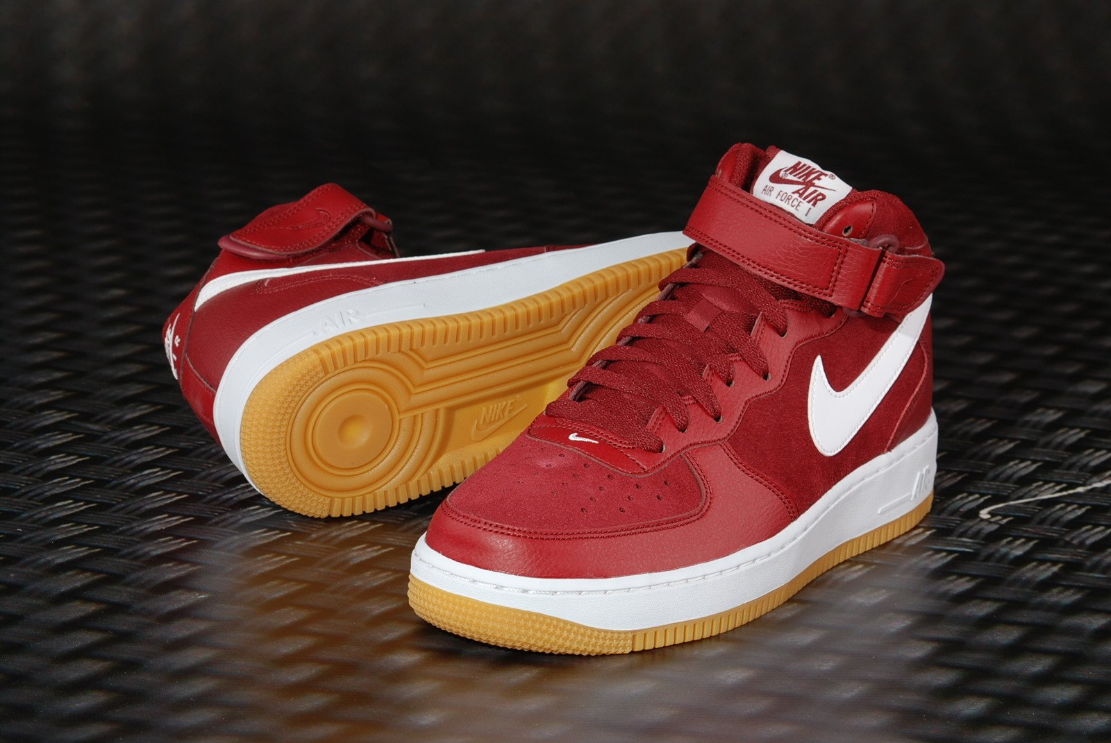 Nike Air Force 1 Maison À Mi-rouge Sklep