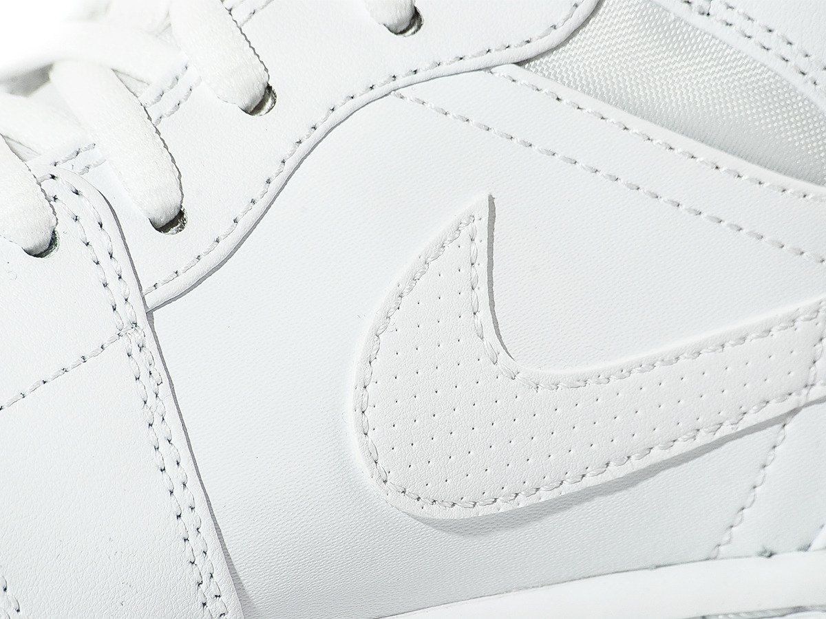 online retailer 3c985 366c1 Nike Air Jordan 1 Mid GS Shoes - 554725-110 .