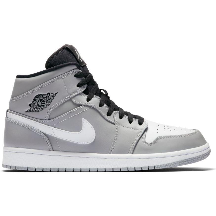 finest selection 6da51 0748f Nike Air Jordan 1 Mid Shoes - 554724-046