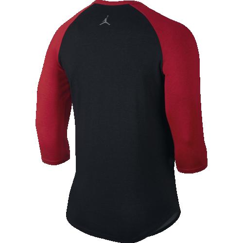 2883a1402295 Nike Air Jordan 3 4 Raglan Top - 724492-010