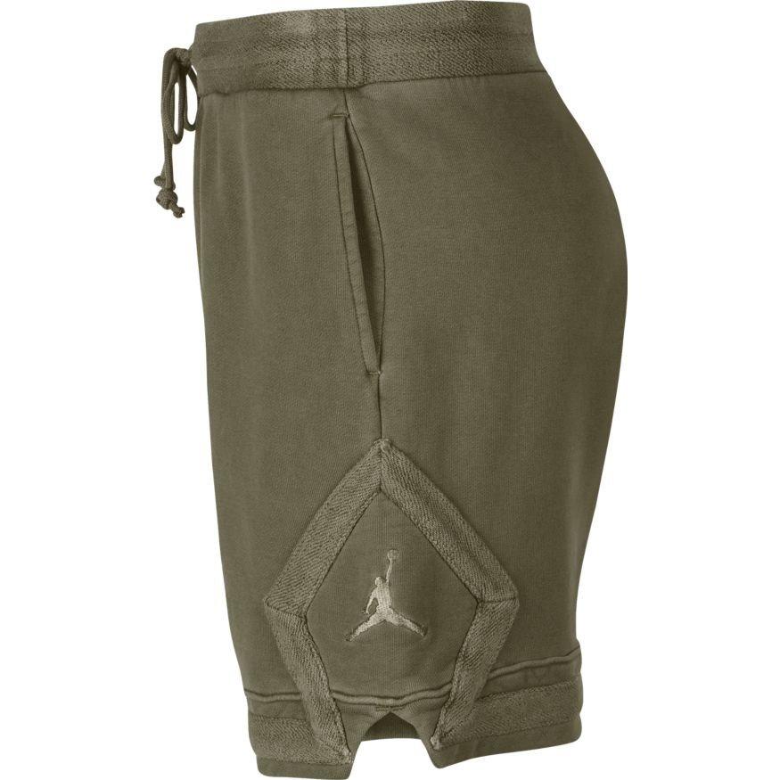 a19a750d56d Nike Air Jordan Diamond Washed Fleece Shorts - 939960-395 395 ...