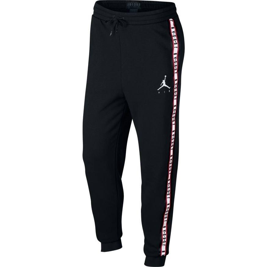1ff21ce8eacbfe Nike Air Jordan Jumpman Air HBR Pants Black ATAF Sweatpants