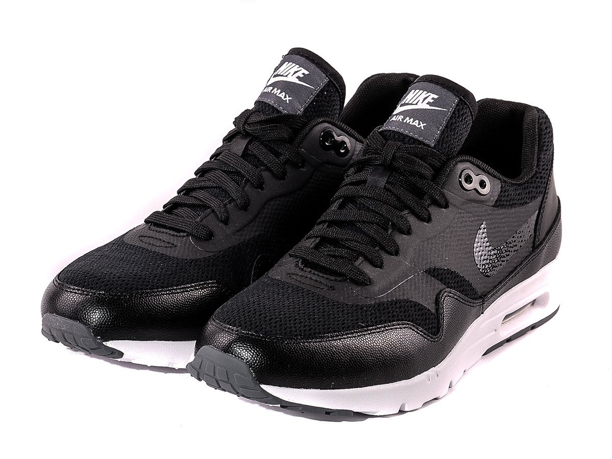low priced f78e3 77cd1 ... Nike Air Max 1 Ultra Essential Wmns Shoes - 704993-009 ...