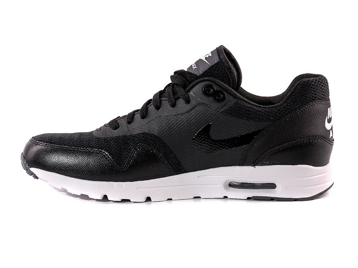ddfadfebdfb Nike Air Max 1 Ultra Essential Wmns Shoes - 704993-009 czarny ...
