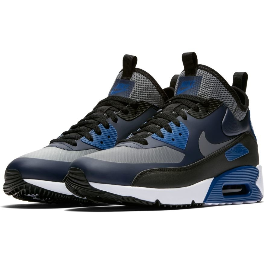 nike air max 90 ultra mid winter shoes 924458 401. Black Bedroom Furniture Sets. Home Design Ideas