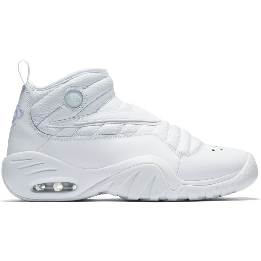 2adc55eece2a Nike Air Shake NDestrukt Triple White - 880869-101