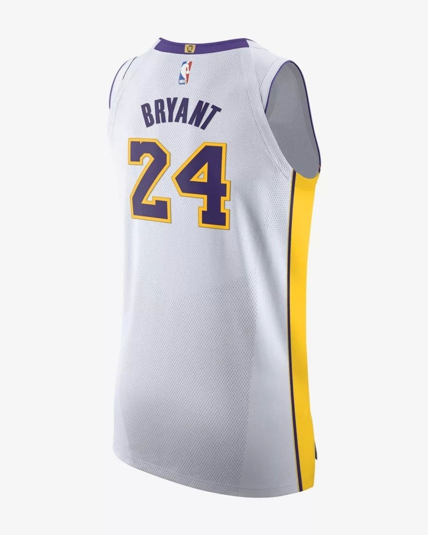 super popular faeaa aa202 Nike Authentic NBA Jersey Alternate Kobe Bryant Jersey - AQ2106-100
