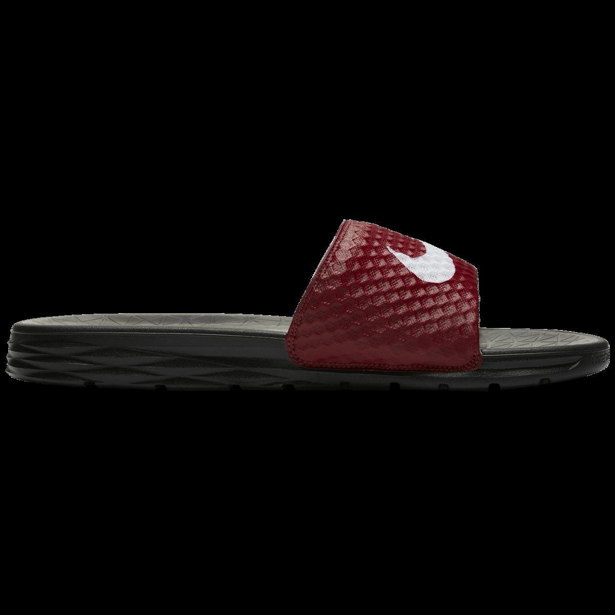 huge selection of f1e31 1ec89 Nike Benassi Solarsoft Slide 2 Men's Slides - 705474-602 | Shoes ...