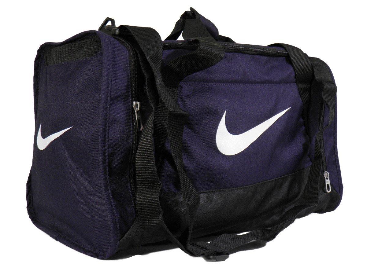 Nike Brasilia 6 Medium Duffel Sports Bag - BA4831-524 ...