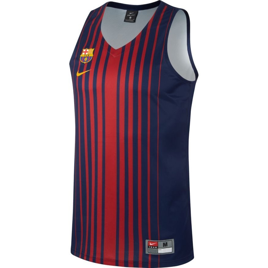 low priced 7f5b3 89ae3 Nike FC Barcelona Replica Jersey - 883418-421