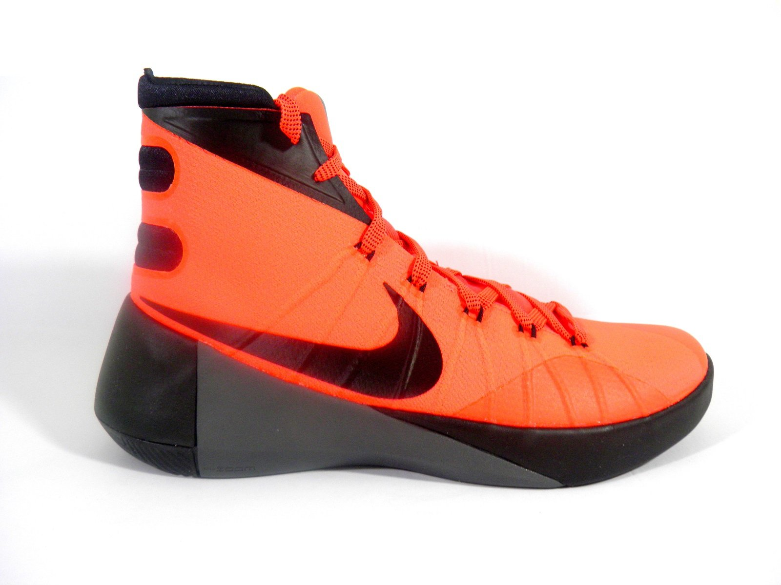 Orange Nike Youth Basketball Shoes