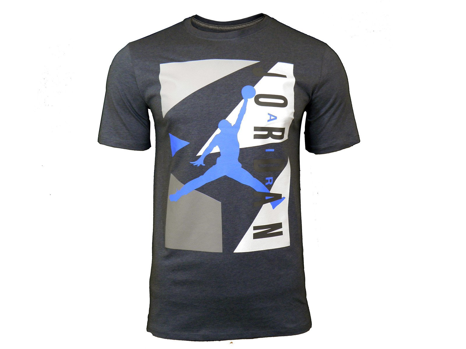 Nike jordan retro tee t shirt 659155 497 basketball for Retro t shirts uk