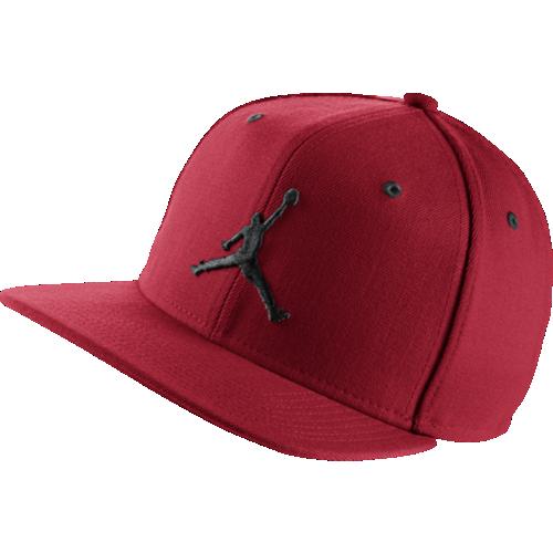 f0fe53a23f7 Nike Jordan True Jumpman Snapback Cap - 619360-689 Gym Red/Black ...