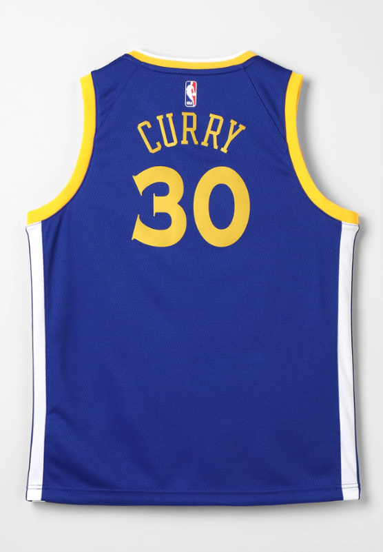 buy popular d27e2 4a703 Nike Kids Icon Swingman NBA Stephen Curry Golden State Warriors Jersey -  EZ2B7BZ2P