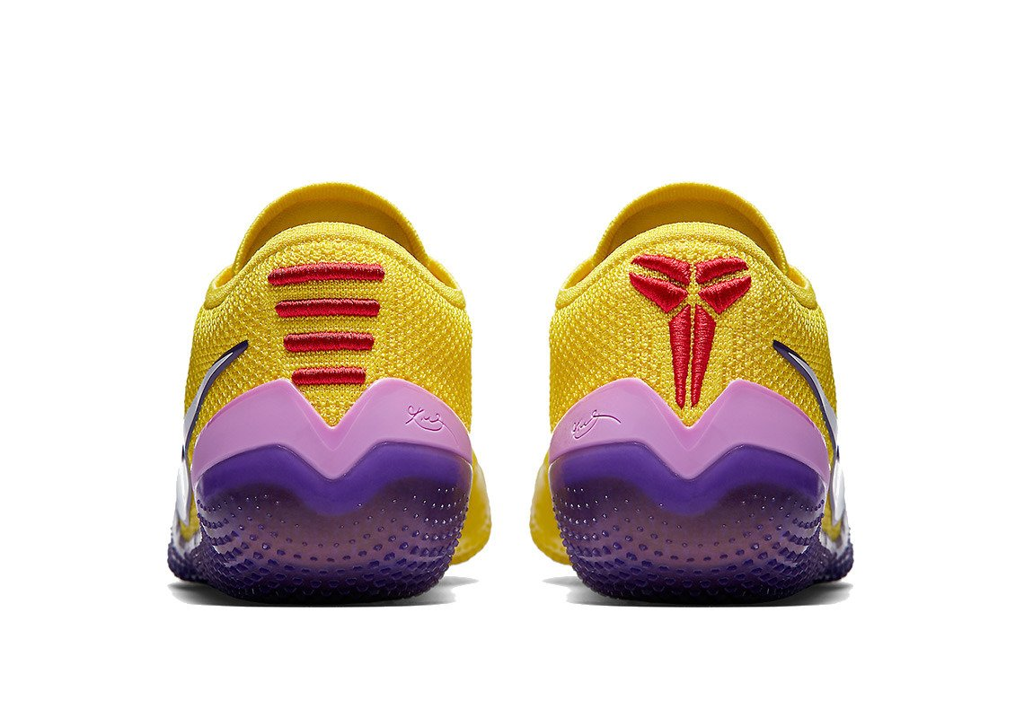 best loved 7783e b01a6 Nike Kobe AD NXT 360 Lakers - AQ1087-700