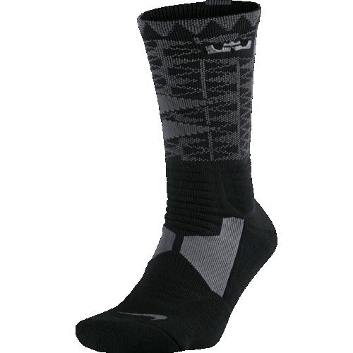 size 40 4c188 6ba6c ... Nike Lebron Hyperelite Basketball Socks - SX5067-015 ...