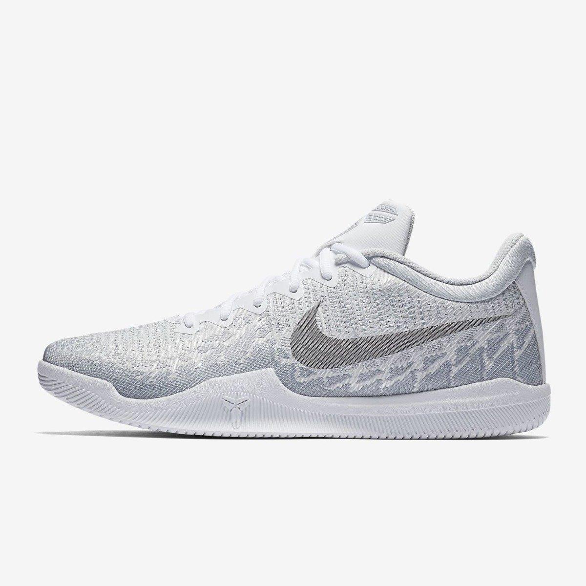 watch 08ed2 6c4e3 ... Nike Mamba Rage Pure Platinum Shoes - 908972-100 ...