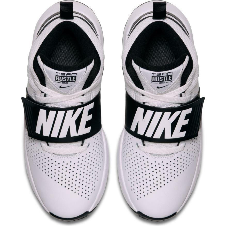 Nike NIKE youth kids basketball shoes basketball shoes TEAM HUSTLE D 8 GS team hustle 881941