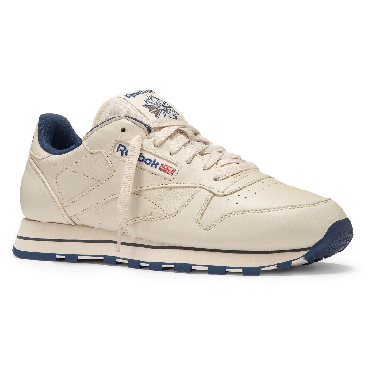 01623452f7de3 Reebok Classic Leather - 28412 Intense Ecru Navy