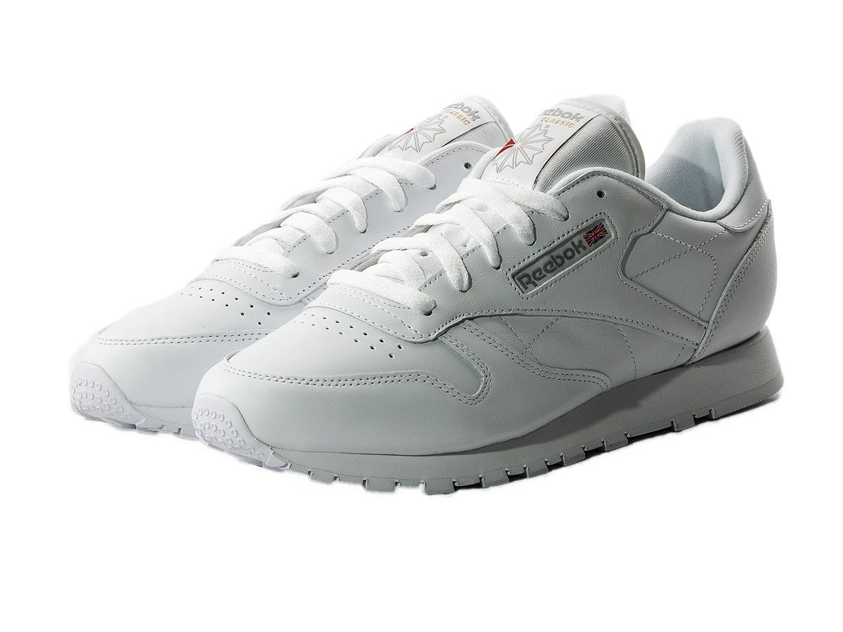 reebok classic leather shoes 2232 intense white. Black Bedroom Furniture Sets. Home Design Ideas