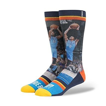 stance nba legends kevin durant russell westbrook