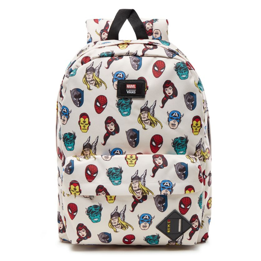 99258cc245771 VANS Old Skool II x Marvel Backpack - V00ONIRUB | Accessories ...