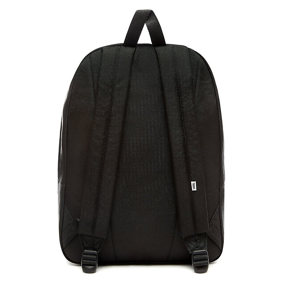 1c7191e49ba96 VANS Realm Backpack Custom Blue lama - VN0A3UI6BLK Blue ...