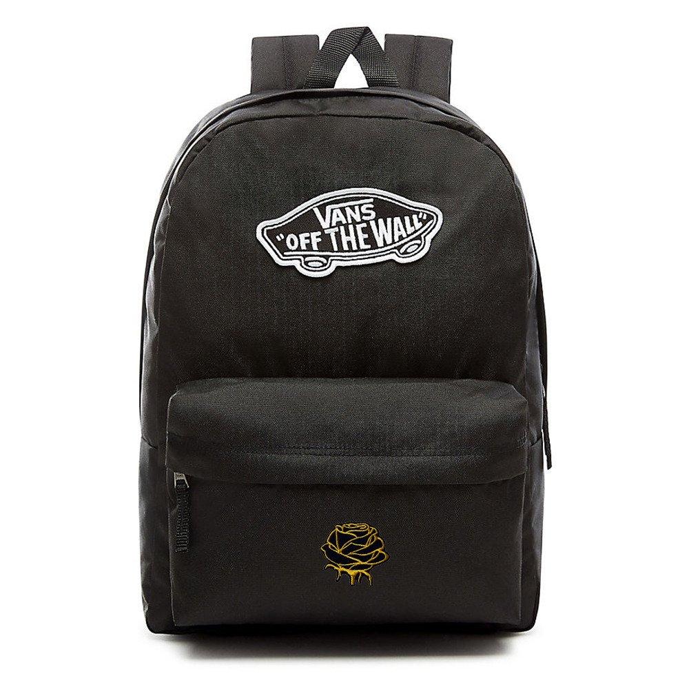 d28280ba0f VANS Realm Backpack Custom Gold Rose