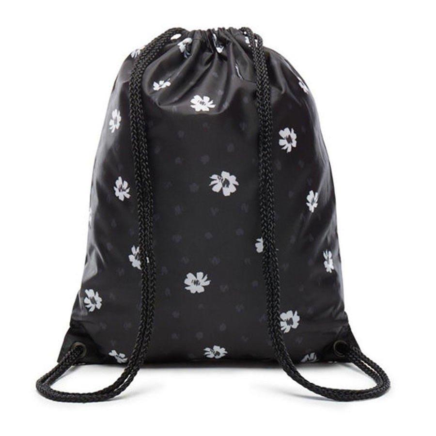 9e8220ea95a4c ... VANS Realm Daisy Black Backpack - VN0A3UI8YFU 439 + Sports Bag ...