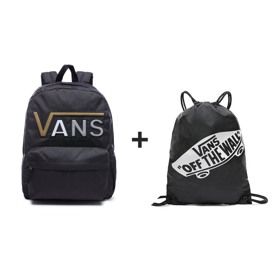 a7cd479712da8 VANS Realm Flying V Backpack - VN0A34GHB5T 000