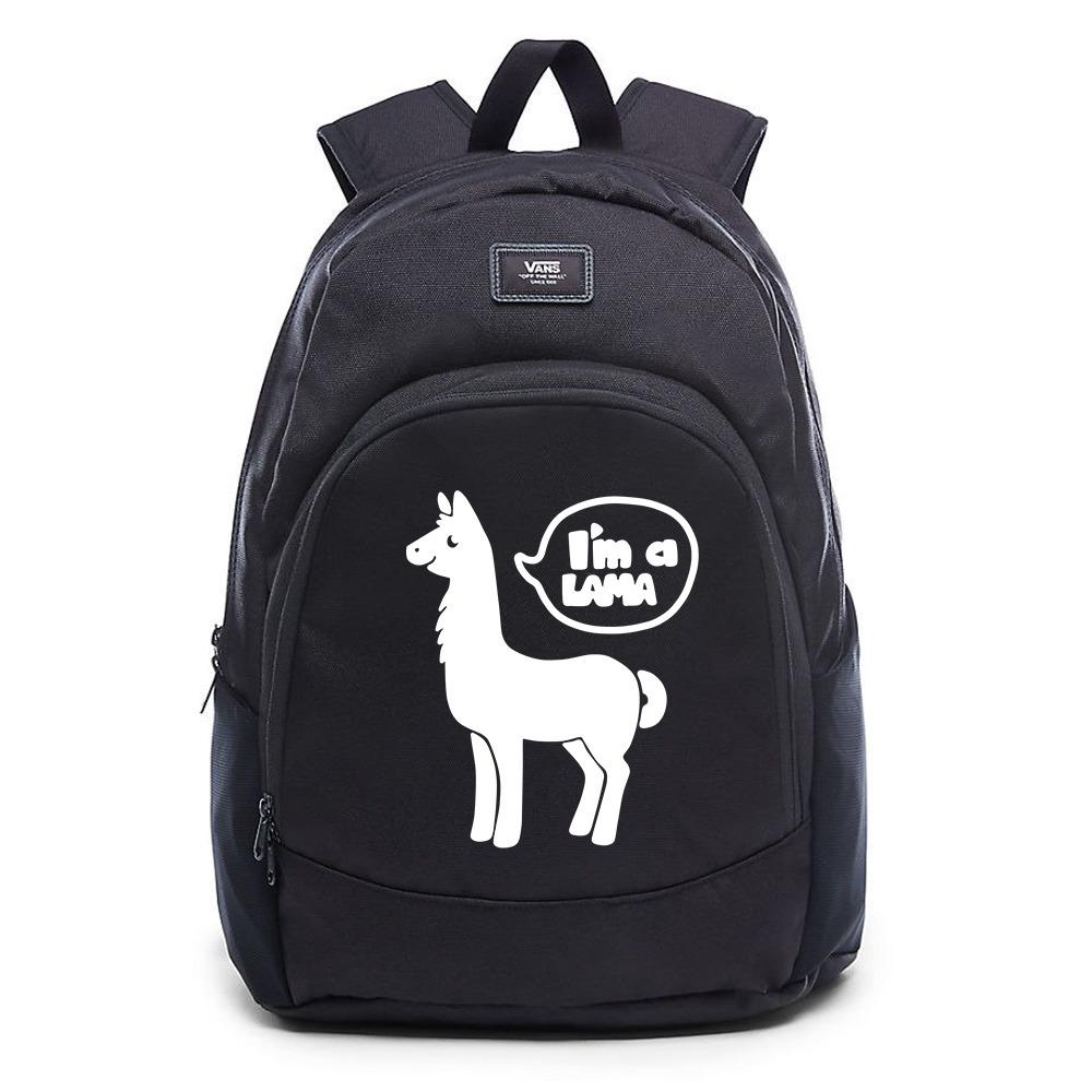 d3f1216195034 VANS Van Doren Original Backpack Custom White lama - VN0A36OSBLK ...