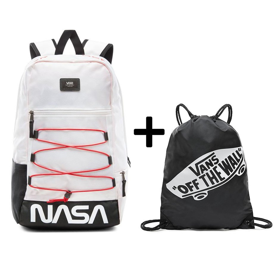 Vans x Space Voyager Snag Plus Backpack - VN0A3HM3XH9 + Sports Bag
