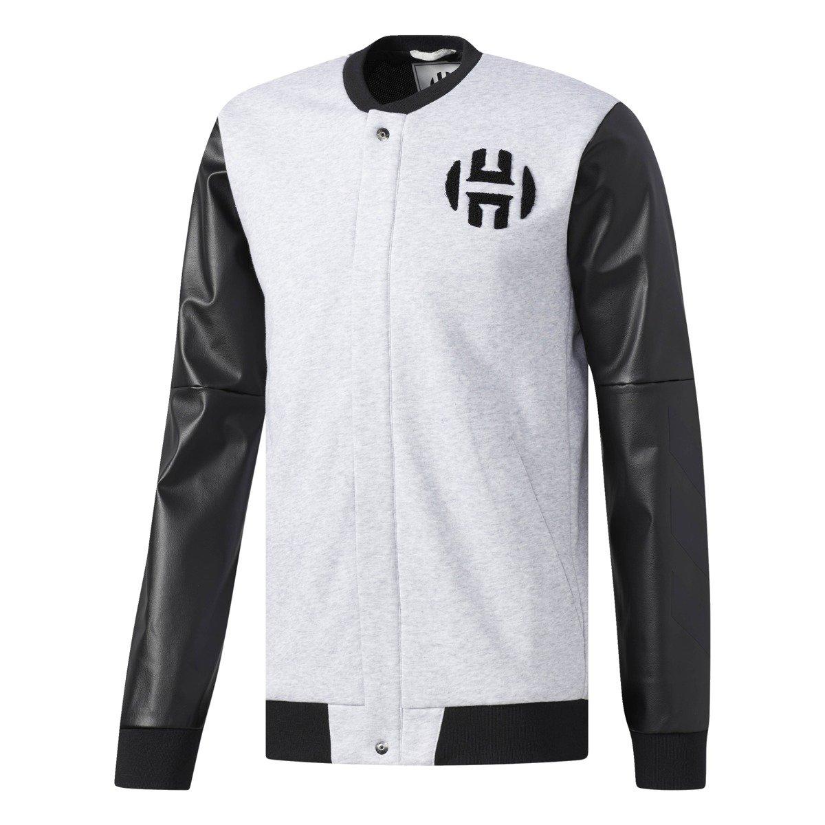quality design b84c5 9cc3b adidas James Harden Varsity NBA houston Rocket Jacket - CE4707