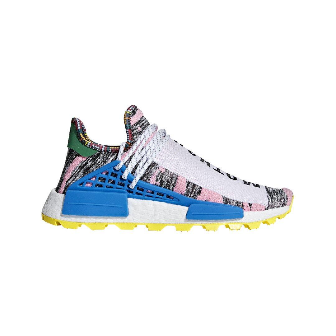 best service 6b033 ff55d adidas x Pharrell Williams Afro HU NMD Shoes - BB9531