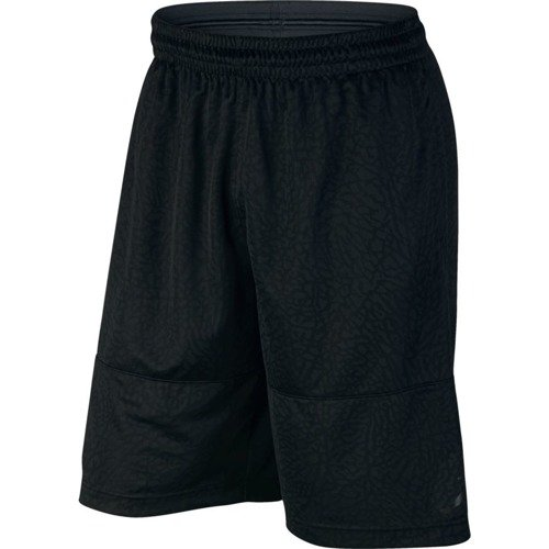 Air Jordan Elephant Print Blockout Dri-FIT Basketball Short - 831372-010