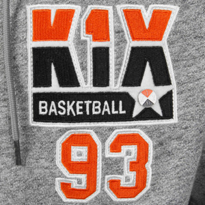 K1X Barcelona Zip Basketball Hoody