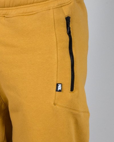 Jogger Pants New Bad Line Box Low Camel