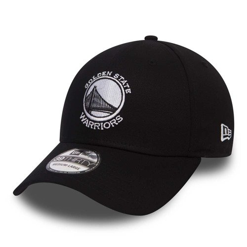 New Era 39THIRTY NBA Golden State Warriors Monochrome - 80524520